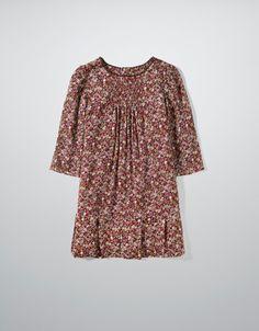 FLORAL PRINT DRESS - Dresses - Girl (2-14 years) - Kids - ZARA United States