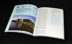 Bookdesign Rekenen op herbestemming on Editorial Design Served