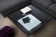 Coffee Table Pyramid #design #furniture