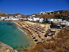 Piccola guida alle spiagge più belle di Mykonos divise tra quelle più alla moda e quelle che invece regalano momenti di assoluto relax.
