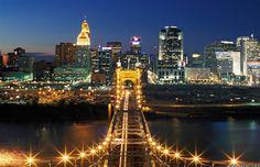 Cincinnati what's up