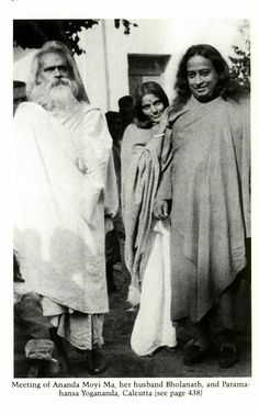 Great Saints of All Religions: Sri Anandamayi Ma..