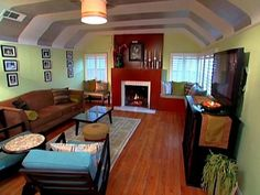 11 Ideas for Designing on a Budget : Decorating : Home & Garden Television
