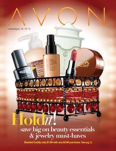 Hold it Avon Campaign 19 - view Avon Campaign 19 catalogs online at http://eseagren.avonrepresentative.com/blog/index.html?blog_postid=1601903