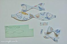 DIY - Laços de papel