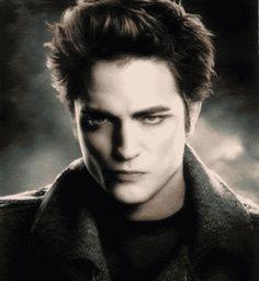 Edward, from Twilight!  Love the Twilight movies!!