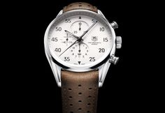 TAG Heuer Carrera SpaceX #watch