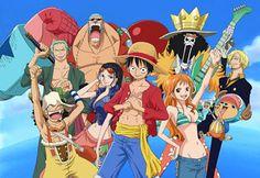 Daftar Tokoh Dan Karakter Manga Anime One Piece