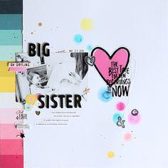 Layout *Big Sister*