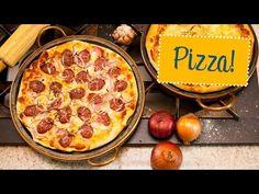 Chata de Galocha! | Lu Ferreira » Arquivos Receita de massa de pizza italiana - O Chef e a Chata - Chata de Galocha! | Lu Ferreira