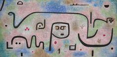 Paul Klee - Centre Pompidou, Paris - Jusqu'au 01/08/16
