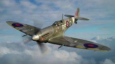 Spitfire, 303 Squadron (Polish)