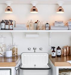 Gorgeous sink / design*sponge