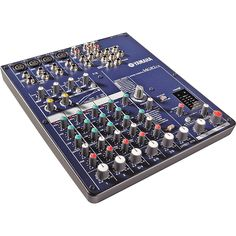 YamahaMG82CX 8-Input Stereo Mixer with Compression and Effects