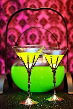 Erstaunliche Neon Halloween Dekor Ideen 2