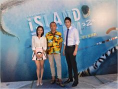 "Kang Ji Hwan attended the grand press conference for his latest movie ""Island Dream"" which was held at the Inna Grand Bali Beach Hotel in Indonesia yesterday, Dec. 10, 2015 credit: http://ent.163.com/15/1211/09/BAI0HPCL00032DGD.html… via weibo lovekangjihwan Credit :Kang Ji Hwan soompi"