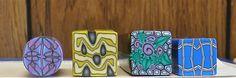 canes by auntgriz using Pardo Art Clay