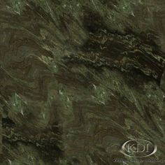Diamond Green Granite  (Kitchen-Design-Ideas.org)