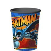 Batman Favor Cup 16oz - Party City