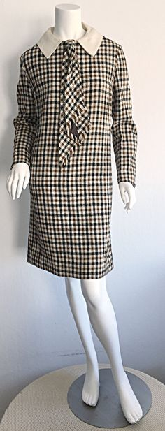 Vintage 1960s I Magnin Suit Forstmann Wool 3 Piece Fall Fashions