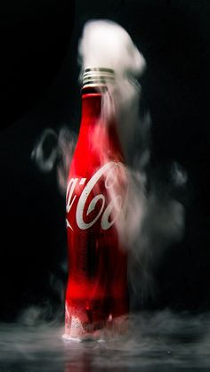 Ice Coca Cola - iPhone wallpapers @mobile9