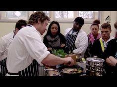 Jamie's Dream School | Jamie Oliver on Fish - YouTube