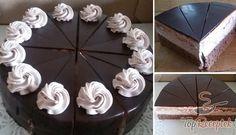 Tejszínhabos párizsi torta FOTÓKKAL, LÉPÉSRŐL LÉPÉSRE | TopReceptek.hu
