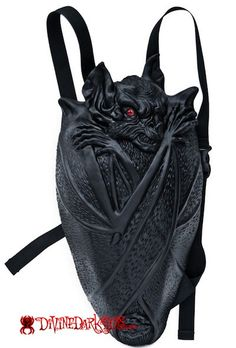 Latex Bat backpack