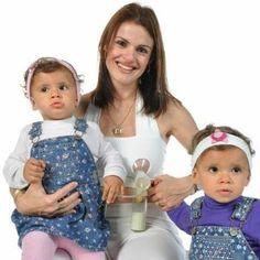 Mãe de gêmeas doa mais de 600 litros de leite a banco de Taubaté