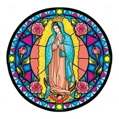 Our Lady of Guadalupe crafts and activities - perfect for Catholic families during this Advent season. Catholic Crafts, Catholic Kids, Catholic Saints, Catholic Feast Days, Lady Guadalupe, Religion, 5d Diamond Painting, Religious Art, Virgin Mary