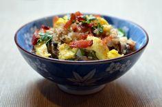 Whole30 Day 13: Asian Cauliflower Fried Rice