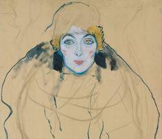 'Unfinished portrait'