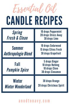 DIY Beeswax Essential Oil Candles - Candles - Ideas of Candles - Beeswax candles are a great natural way to burn candles without synthetic fragrances. Try these DIY beeswax essential oil candles for an easy way to add your favorite scent to your home! Diy Marble, Velas Diy, Homemade Scented Candles, Diy Candles Recipe, How To Make Scented Candles At Home, Diy Candles Easy, Diy Candles Without Wax, Diy Candle Ideas, Essential Oil Blends