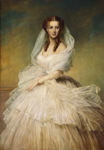 Alexandra, Princess of Wales (1844-1925)    1862-3    Richard Lauchert    Commissioned by Queen Victoria