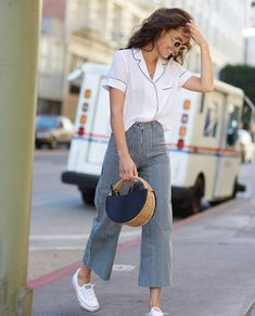 summer style #minimal #fashion #ootd