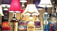 Aquí Tienes 30 Cosas Que Seguro Que No Tenías Ni Idea Que Se Podían Convertir En Una Lámpara.