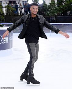 Honest: Love Island's Wes Nelson has admitted he has to 'prioritise' time with girlfriend Megan Barton Hanson over his training for Dancing On Ice Ice Dance, Love Island, Prioritize, Celebs, Celebrities, Orlando, Girlfriends, Dancing, Training