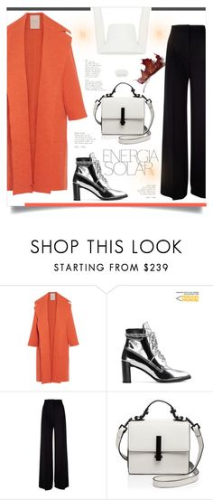 """""""Untitled #224"""" by d-meggy ❤ liked on Polyvore featuring Roksanda, Stuart Weitzman, MaxMara, Kendall + Kylie and Magdalena"""