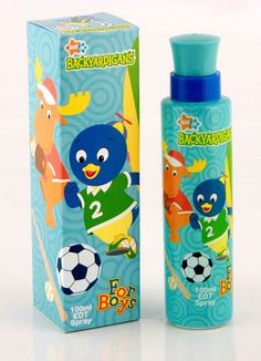 Backyardigans perfume for girls is a light, fresh scent aimed to pre-school kids, but is perfect for children of all ages