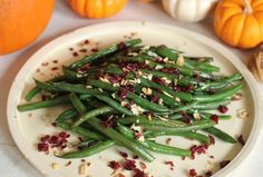 Green Beans Five Ways