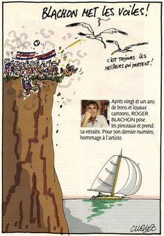 Blanchon - Chenez - L'Équipe Magazine - samedi 23 décembre 2006 - N° 1278