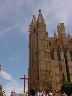 Palma Cathedral 2003  Palma, Mallorca, Spain