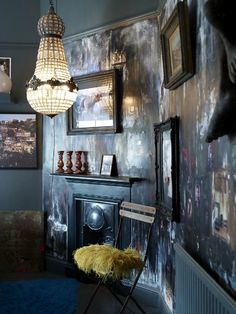 Simple tricks for making a house look amazing: 4. Small changes make a big impact, like painting out your radiators
