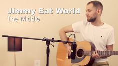 Jimmy Eat World - The Middle | Jake Weber Cover