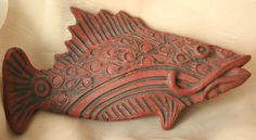 Fish from Stone Mountain Clay & Glaze Co. in Tucker, GA.  They have great clays and glazes. Look & see-  http://www.stonemountainclay.com/