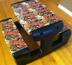 Kid's Little Tikes picnic table makeovers! LOVE!