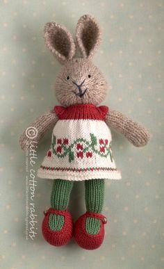 Little Cotton Rabbits - Grete