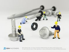 BDN FASTENERS - Simplicity made Easy! Steel Trusses, Roof Trusses, Roofing Screws, Roof Cladding, Thermal Expansion, Steel Sheet, Fasteners, Make It Simple