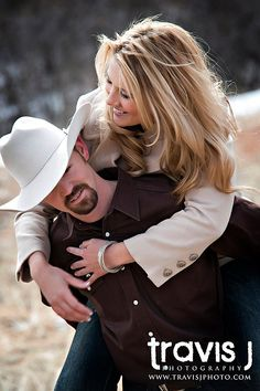 Country Engagement Shoot, Travis J Photography, Colorado