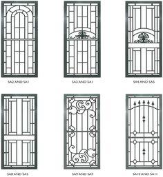 Security / Flyscreen Doors Melbourne - Aluminium Doors \u0026 Windows